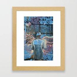 Grampa Framed Art Print