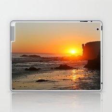 Beach Glow Laptop & iPad Skin