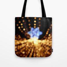 Christmas lights Tote Bag