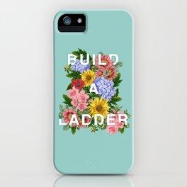 #BuildALadder iPhone Case