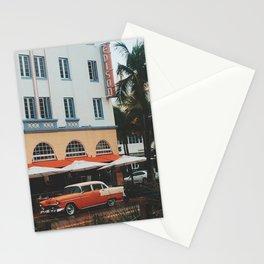 Art Deco Heaven, Miami Beach Stationery Cards