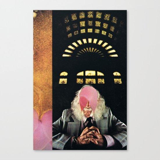 the scientist (1978) Canvas Print