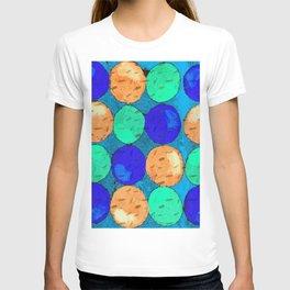Circle of Colors 2 T-shirt