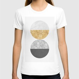 Geometry of marbles I T-shirt