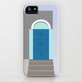 Doors of Oman #5 - Jebel Shams iPhone Case