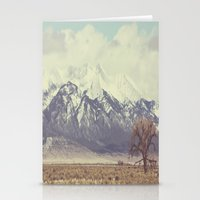 colorado Stationery Cards featuring Colorado by Amy Harlow