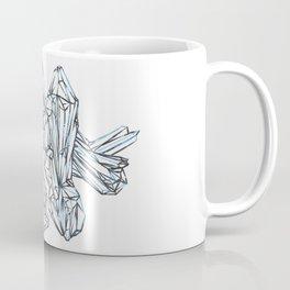 Blue Around The Edges Coffee Mug