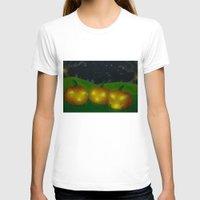 lantern T-shirts featuring Lantern Trio by KristenOKeefeArt