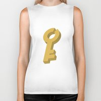 key Biker Tanks featuring Key by Henderson GDI