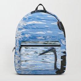 Great Blue Heron Backpack