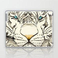 The White Tiger Laptop & iPad Skin