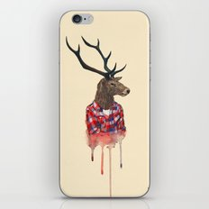 deer iPhone & iPod Skin