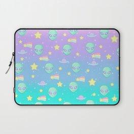 Fairy Kei Kawaii Aliens Laptop Sleeve