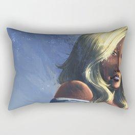 Unyielding Rectangular Pillow