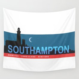 Southampton - Long Island. Wall Tapestry