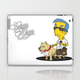 chicano cartoon simpson milhouse Laptop & iPad Skin