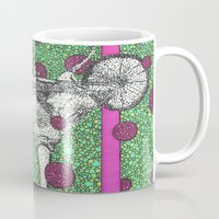 drink Mugs featuring Drink by Aimee Alexander
