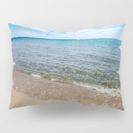 Lapping Waves Pillow Sham