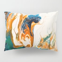 Phoenix rising Pillow Sham