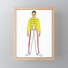 Champions 6 Framed Mini Art Print