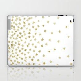 STARS GOLD Laptop & iPad Skin
