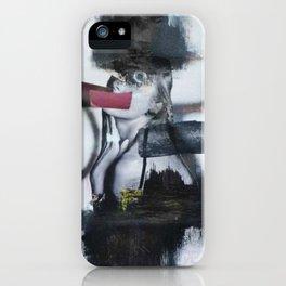 cardiofobia iPhone Case