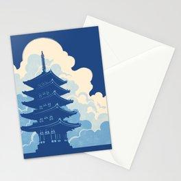 Nara Skyline Stationery Cards