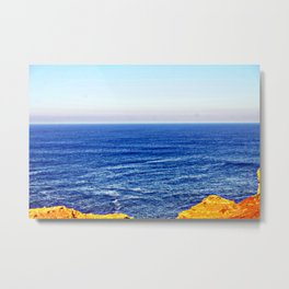 Our Oceans Metal Print