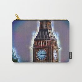 Iluminated Big Ben Carry-All Pouch