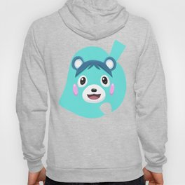 Animal Crossing Bluebear the Cub Hoody