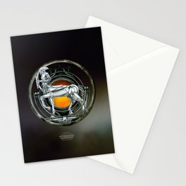 """Astrological Mechanism - Sagittarius"" Stationery Cards"