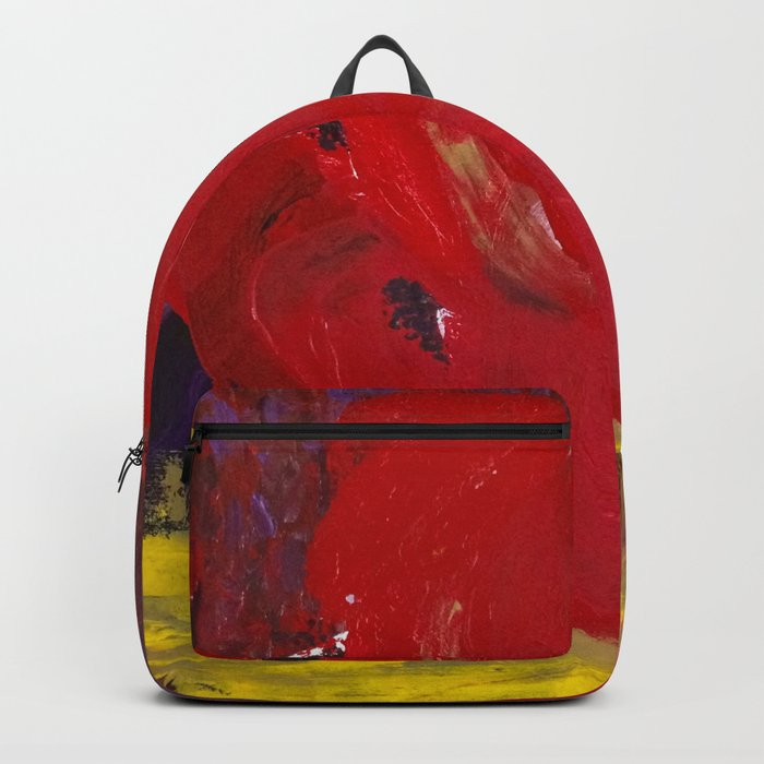 Abstract in Nature Backpack