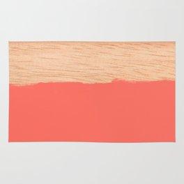 Sorbet - Coral Rug