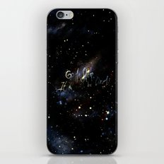 go to sleep,it'll be okay iPhone & iPod Skin