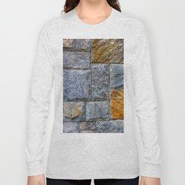 stones-wall Long Sleeve T-shirt