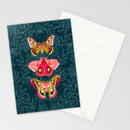 Lepidoptery No. 4 by Andrea Lauren Stationery Cards