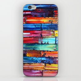 """Wonderwall"" iPhone Skin"
