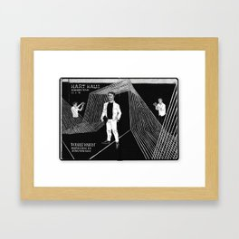 The Hart of Kennedy Town Framed Art Print