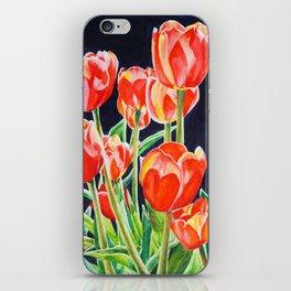 Tulip Translucence iPhone Skin