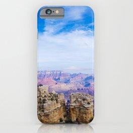 Beautiful Grand Canyon landscape at November, Arizona, USA iPhone Case