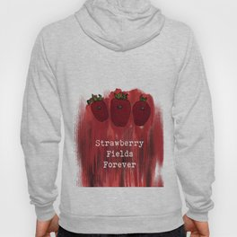 Nailed Strawberries Hoody