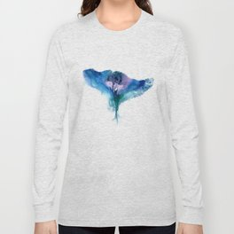 Isabella's Vulva Flower Long Sleeve T-shirt