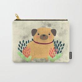 Pug the Pug Carry-All Pouch