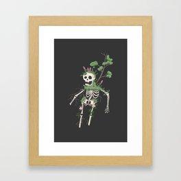 Highland Draugr Framed Art Print