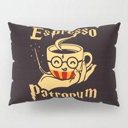 Espresso Patronum Pillow Sham