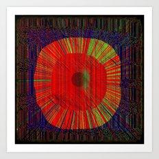 HYPNOSE Art Print