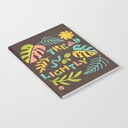 Tread Lightly Notebook