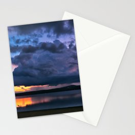 Beach Laconia NH Stationery Cards