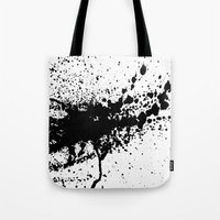 splash Tote Bags featuring Splash by eARTh