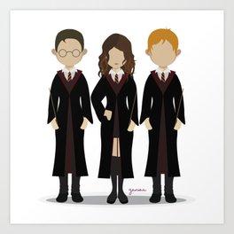 Potters Art Print